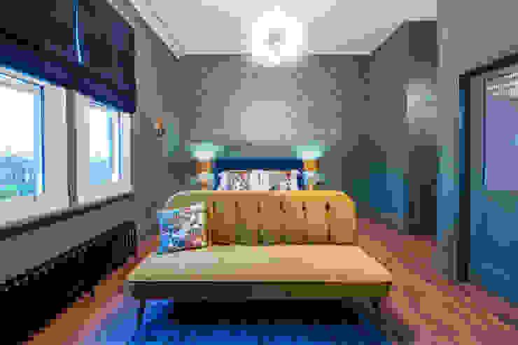 Bedroom Dan Wray Photography Hoteles de estilo ecléctico