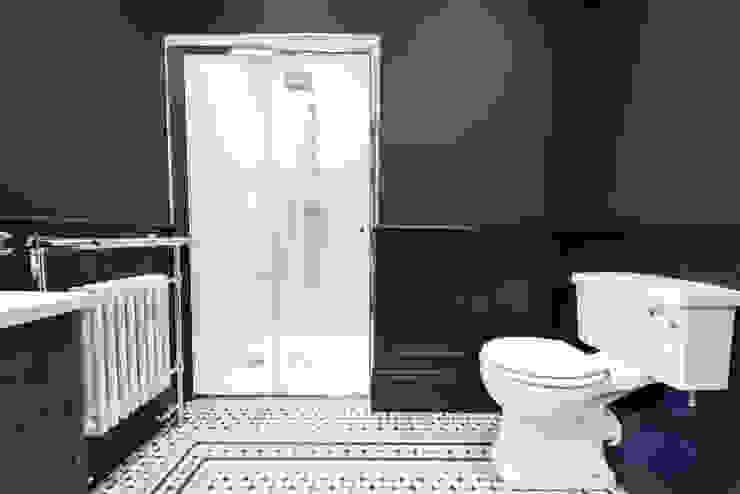 Easy Bathrooms Dan Wray Photography Baños de estilo moderno
