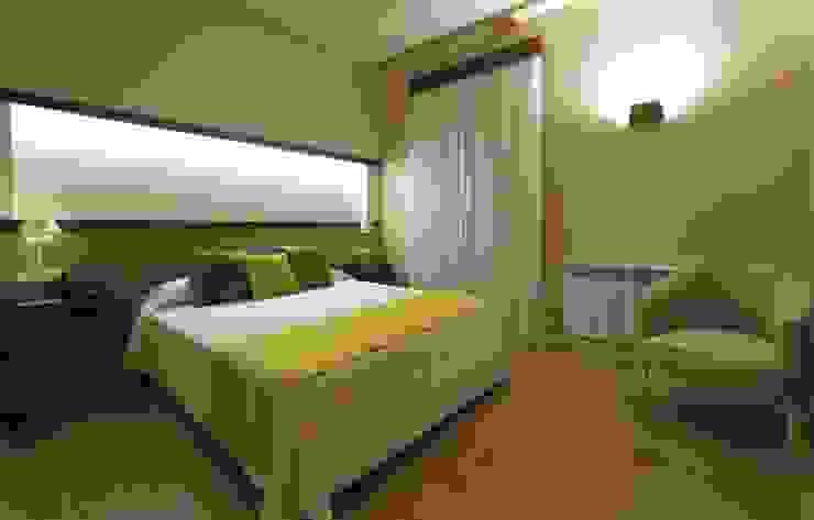 Iluminación de Habitación doble III Techluz Iluminación Hoteles de estilo colonial