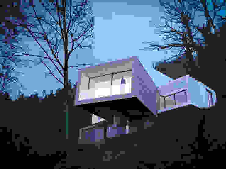 Neubau eines Einfamilienhauses - Bad Honnef akyol architektur Einfamilienhaus