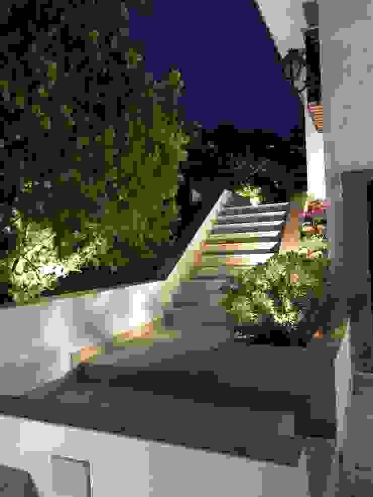 Iluminación escaleras Techluz Iluminación Escaleras