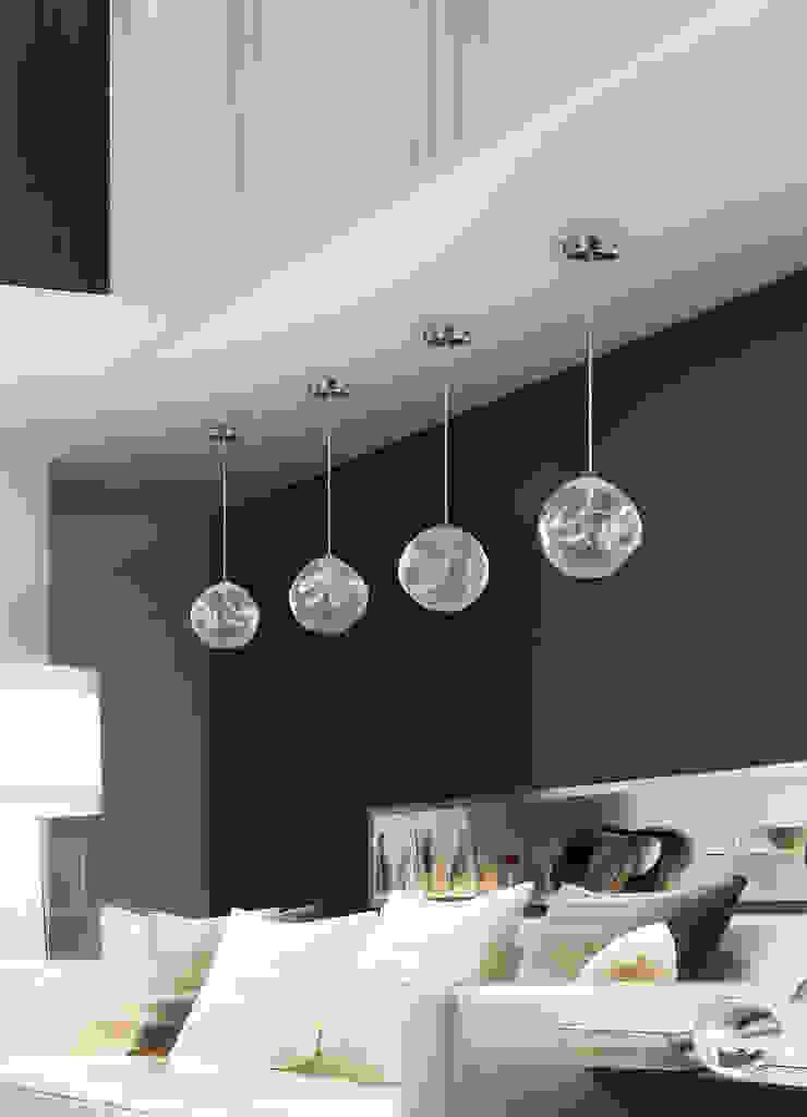 Desafinado - Suspension MULTIFORME® lighting Sala da pranzo in stile classico
