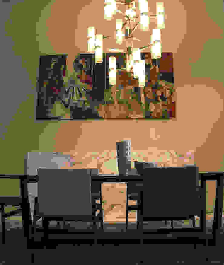 Hexigo MULTIFORME® lighting Sala da pranzo in stile classico