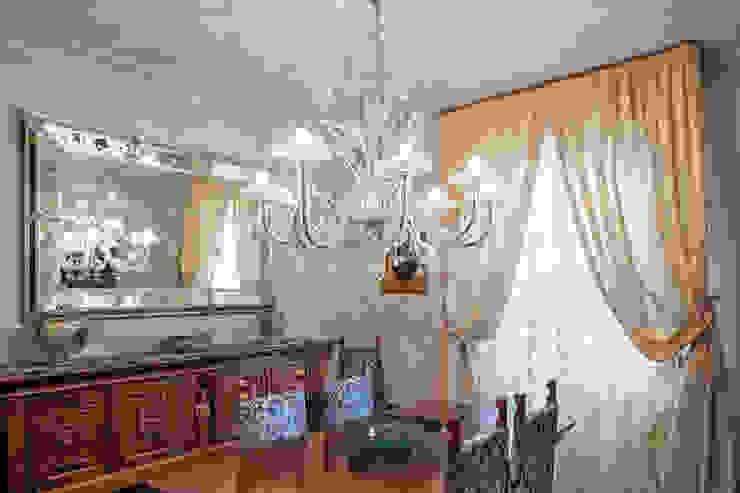 Retzzonico MULTIFORME® lighting Sala da pranzo in stile classico
