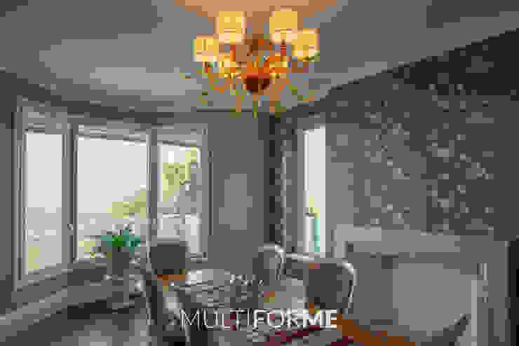 Tourbillon MULTIFORME® lighting Sala da pranzo in stile classico