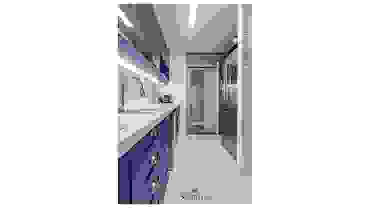 Sgabello Interiores KitchenBench tops Quartz White
