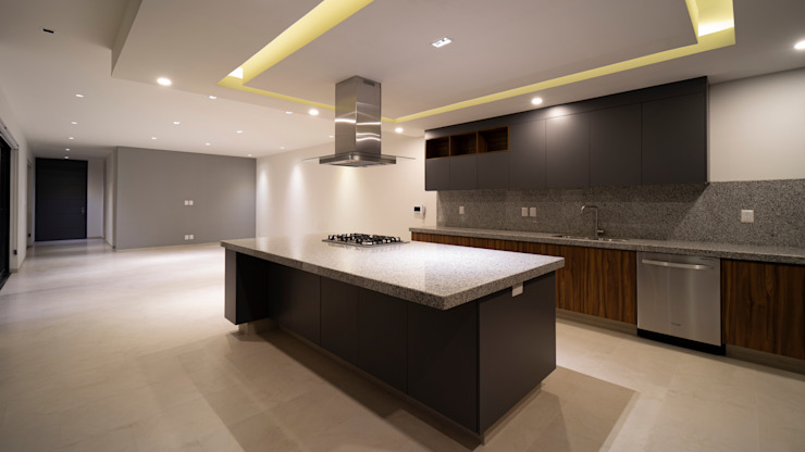 GRUPO VOLTA Kitchen Marble Grey