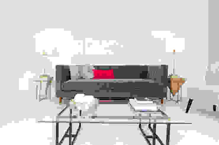 Theunissen Staging y Decoración SL Living roomAccessories & decoration Kaca Transparent