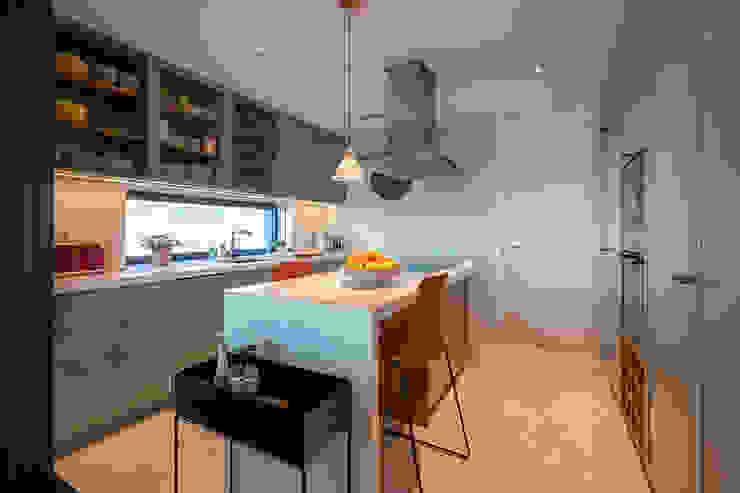 ShiStudio Interior Design Cocinas pequeñas