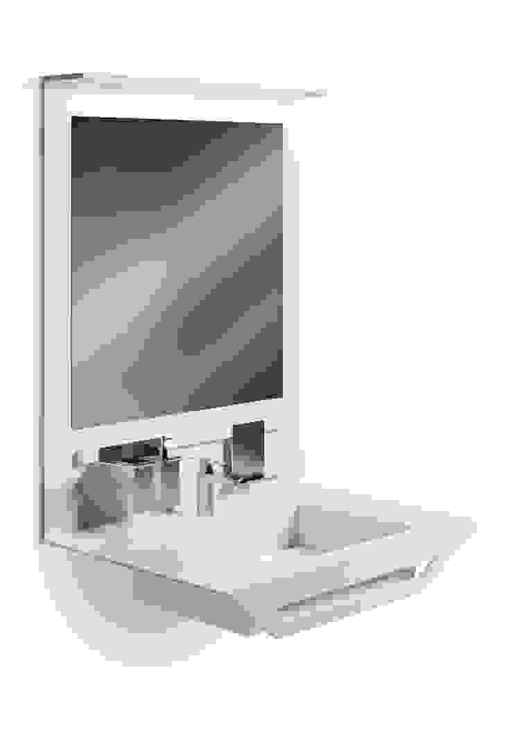 Ges Group srl BathroomSinks White