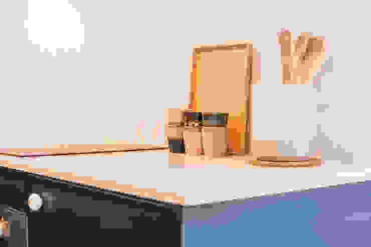 A Casa da Vizinha - Cozinha Rima Design Cozinhas escandinavas