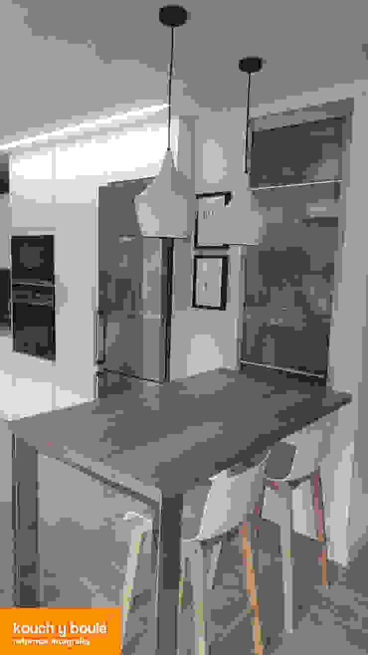 Kouch & Boulé Cucina in stile scandinavo