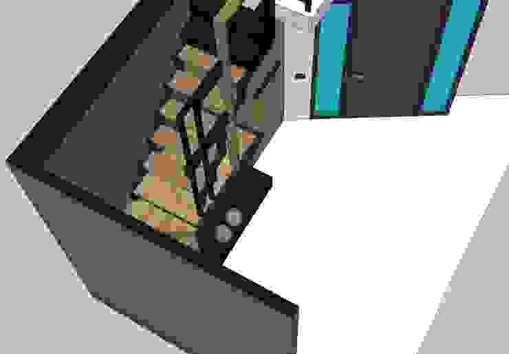 Staircase MEF Architect
