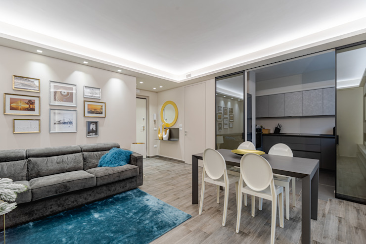 Abitativo® غرفة المعيشةأريكة ومقاعد إسترخاء