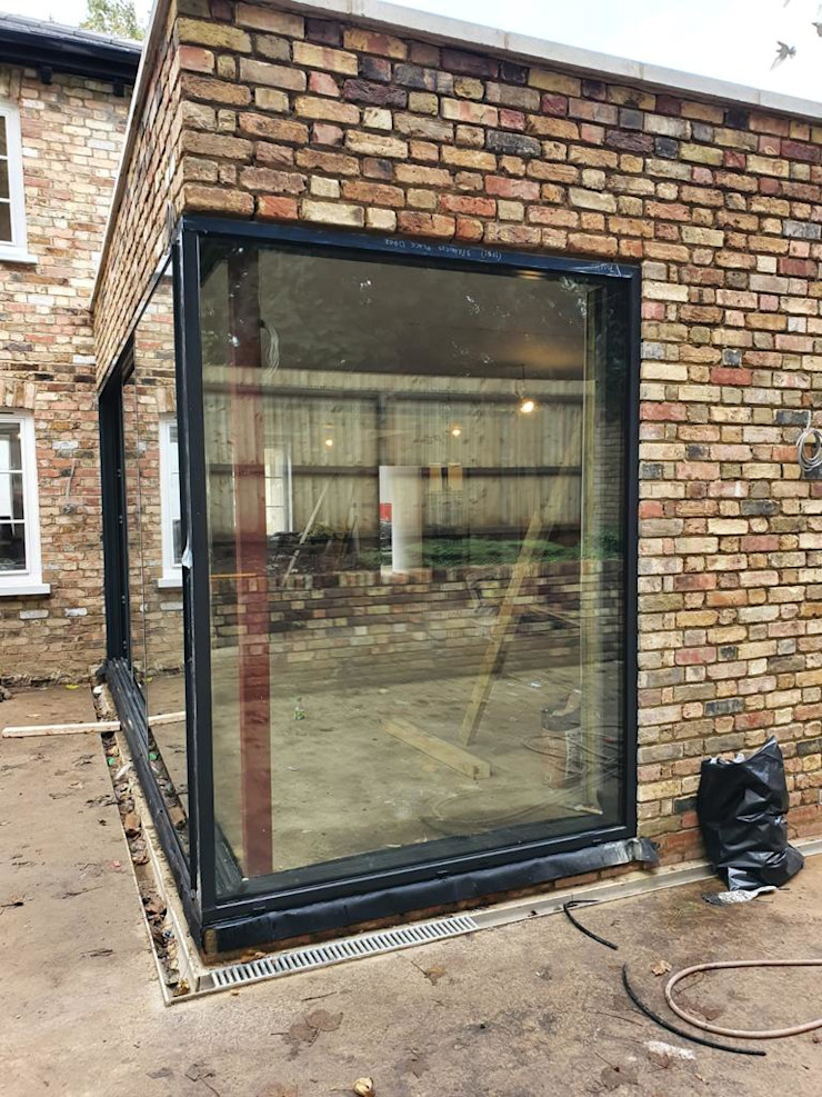 Francis Place Glass Structures Limited Modern Conservatory