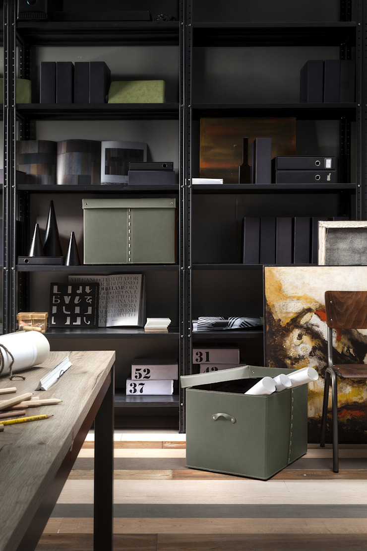 Limac Design Study/officeStorage Kulit