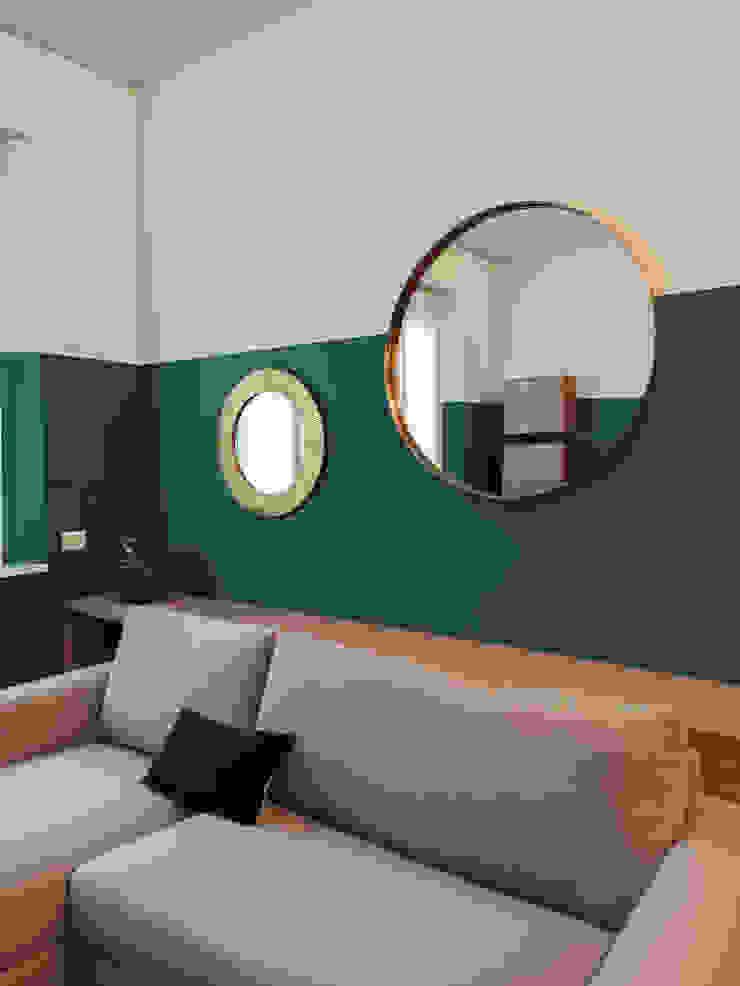 Soggiorno viemme61 SoggiornoDivani & Poltrone Verde