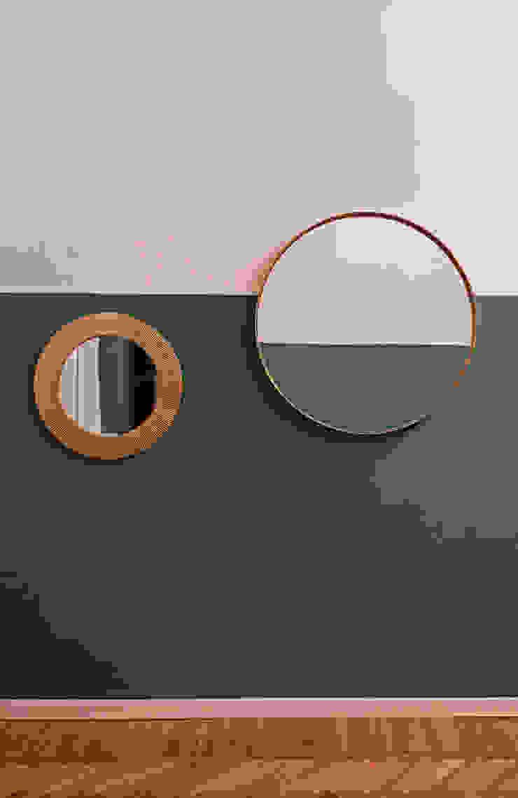 Specchi viemme61 SoggiornoAccessori & Decorazioni Ambra/Oro