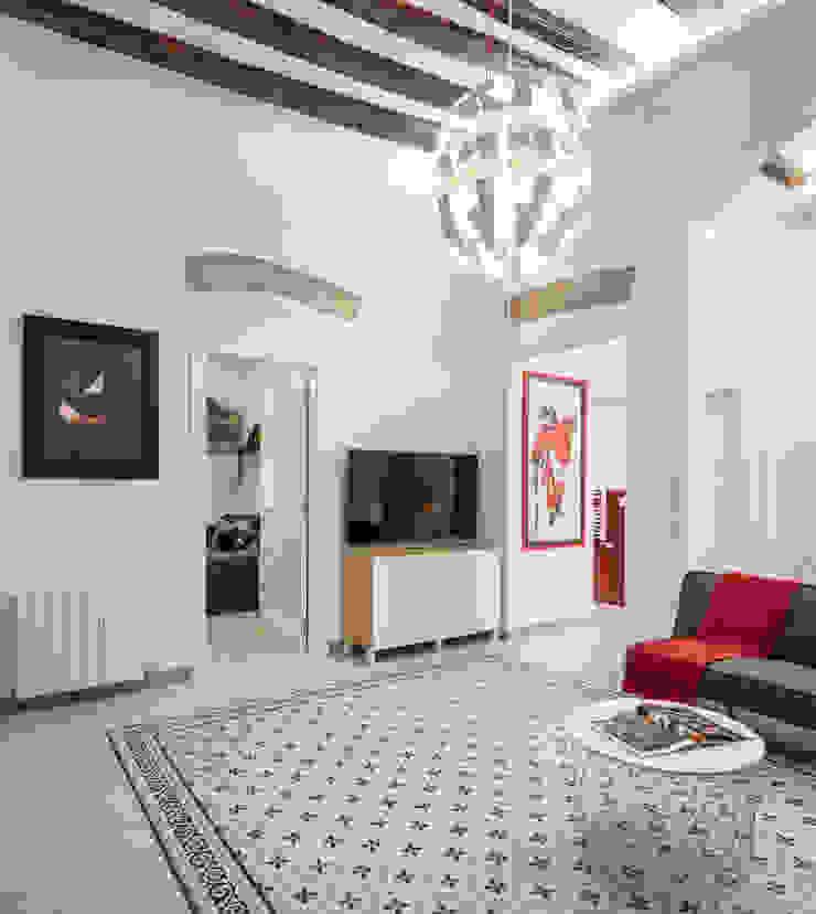 MANUEL TORRES DESIGN Living room