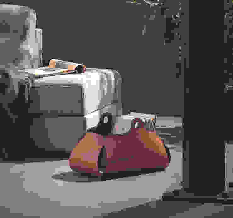 Limac Design Living roomAccessories & decoration Kulit Brown