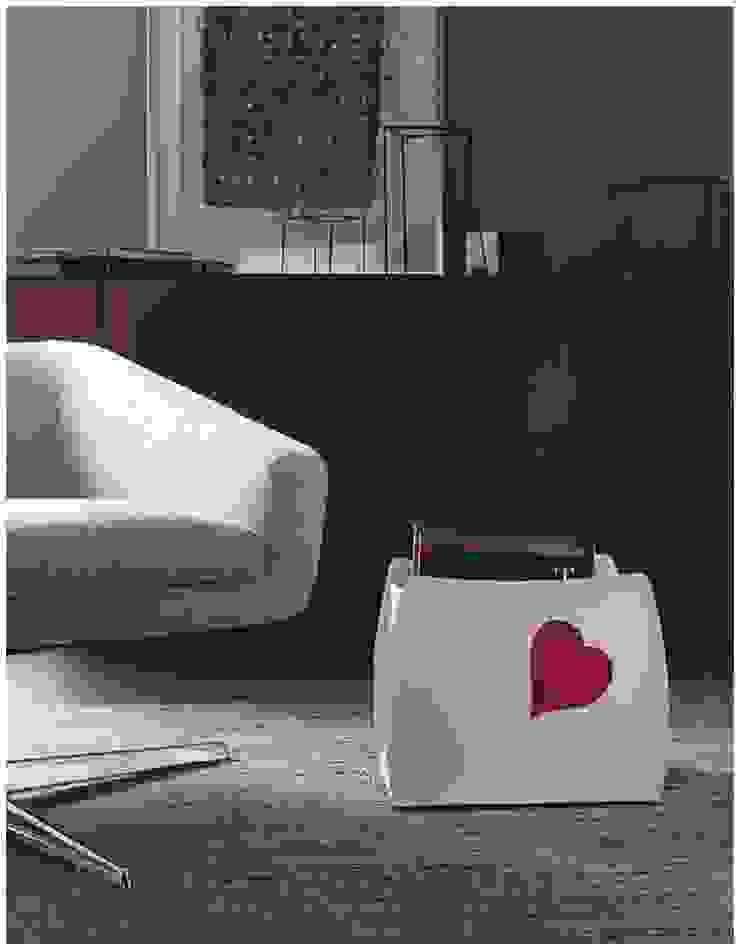 Limac Design Living roomAccessories & decoration Kulit White
