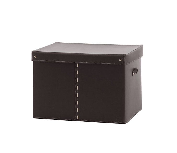 Limac Design BedroomAccessories & decoration Leather Black