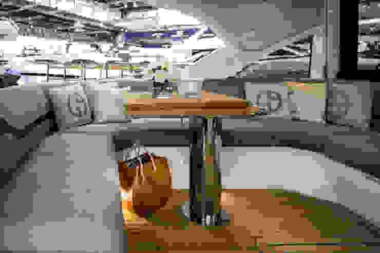Limac Design Kapal Pesiar & Jet Modern Brown