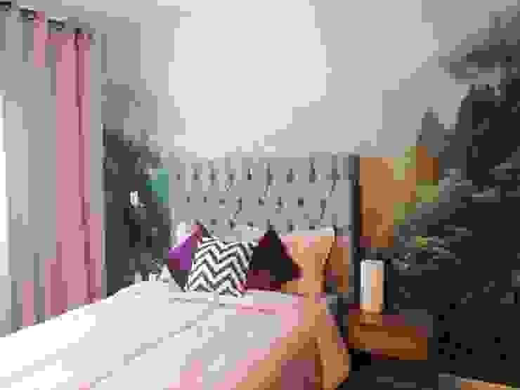 Recámara CONCEPTO JORU Dormitorios escandinavos Multicolor