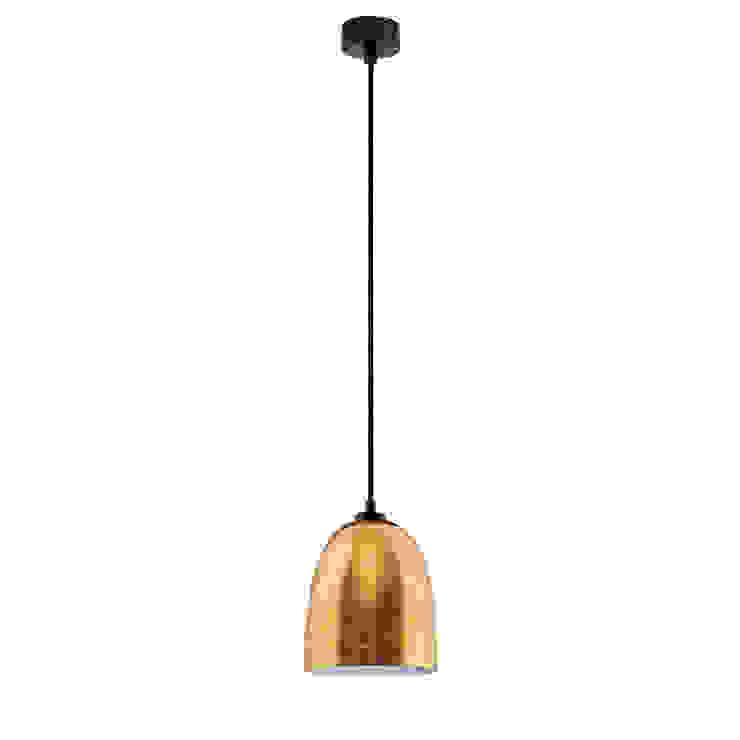 Iluminarte HouseholdHomewares Kaca Amber/Gold