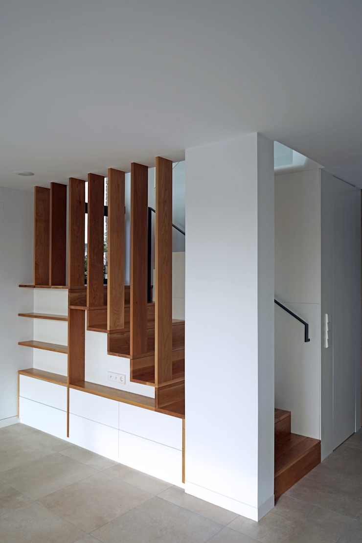 AD+ arquitectura Stairs Wood Brown