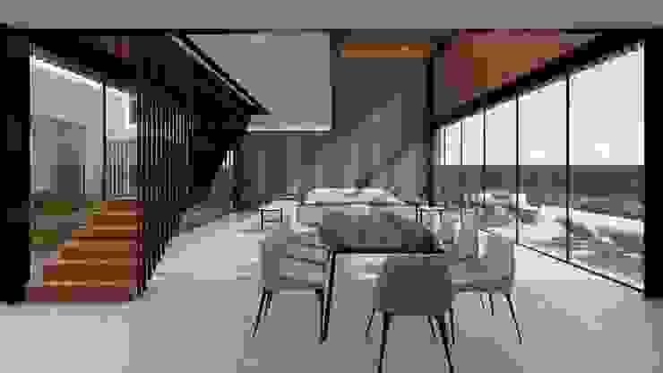 Casa Campestre Condominio en Jamundi - Valle DeCasas.co Comedores de estilo moderno
