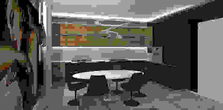 cucina interior design Interior Design Stefano Bergami Cucina moderna