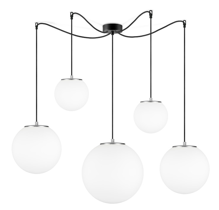 Iluminarte HouseholdHomewares Kaca White