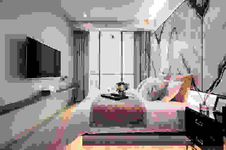 Mr Shopper Studio Pte Ltd Modern style bedroom