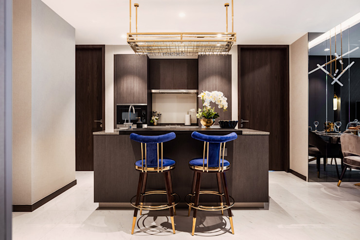 Mr Shopper Studio Pte Ltd Modern dining room