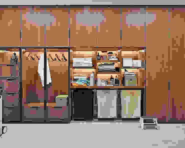 Студия дизайна ROMANIUK DESIGN Minimalist bathroom