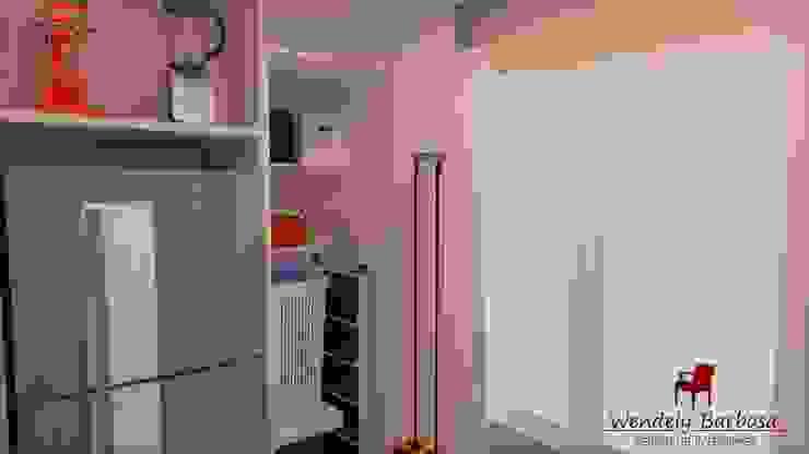 Wendely Barbosa - Designer de Interiores Kitchen units