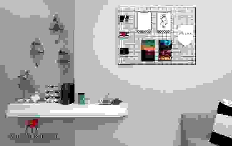 Wendely Barbosa - Designer de Interiores Коридор