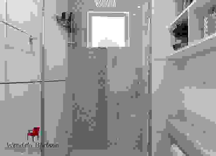 Wendely Barbosa - Designer de Interiores Ванна кімната