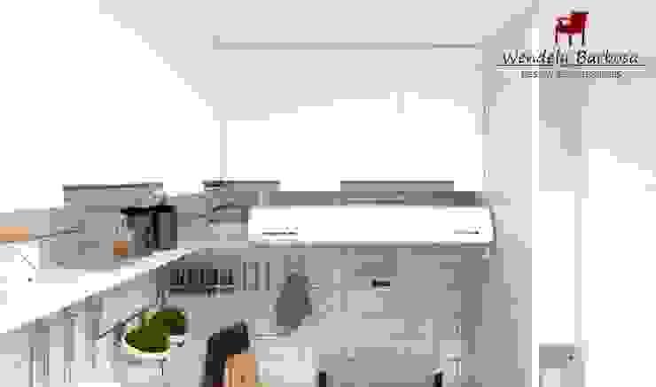 Wendely Barbosa - Designer de Interiores Кухня