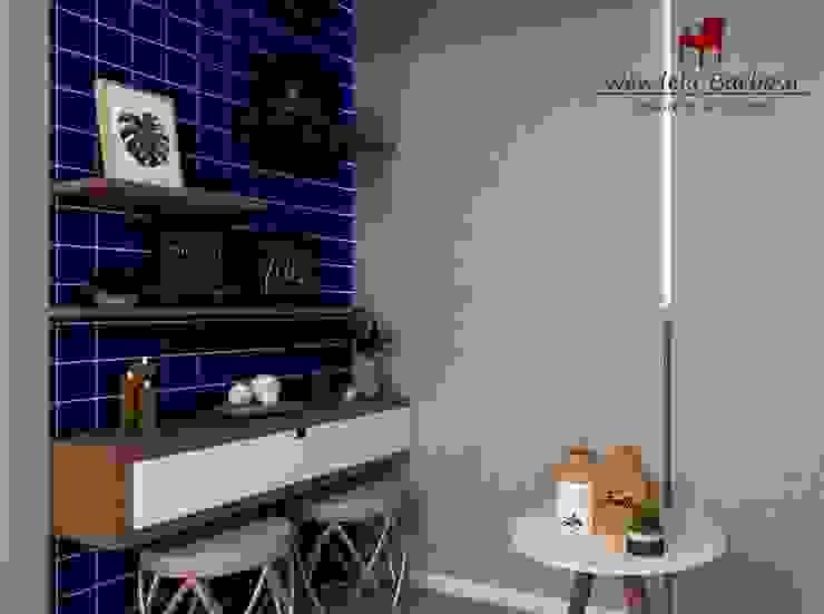 Wendely Barbosa - Designer de Interiores Balcony
