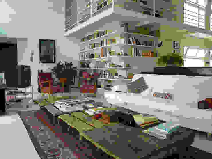 Libreria Luisa Olgiati Soggiorno moderno