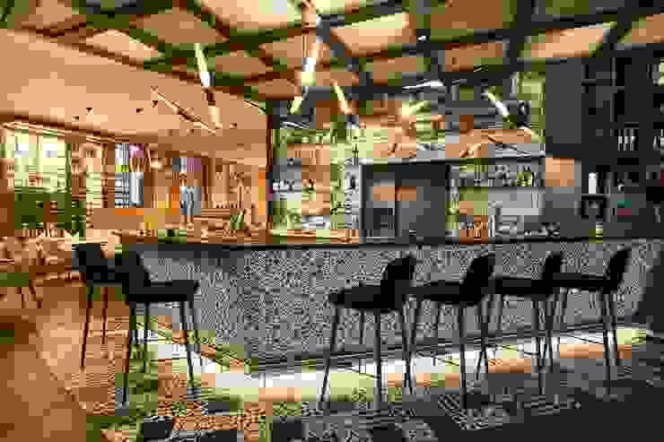 Zona Bar Luisa Olgiati Hotel moderni