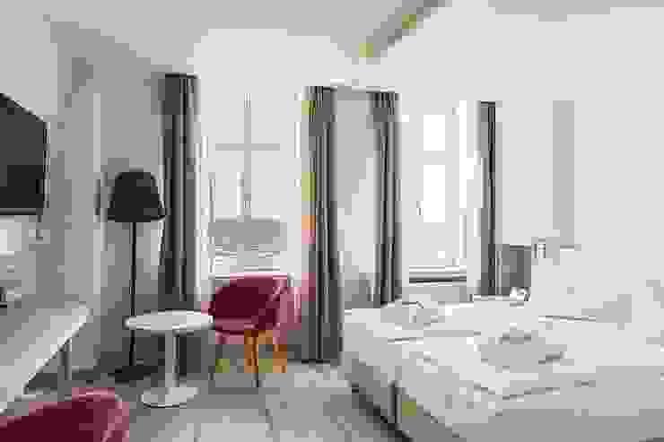 Camera da letto doppia Luisa Olgiati Hotel moderni
