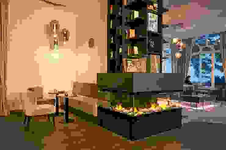 Zona Camino Luisa Olgiati Hotel moderni