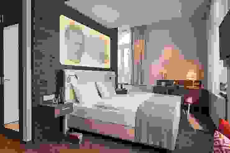 Camera da letto matrimoniale Luisa Olgiati Hotel moderni