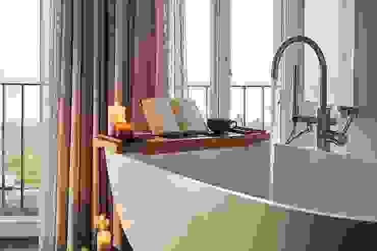 Dettagli _ Zona vasca _ Design sensoriale Luisa Olgiati Hotel moderni