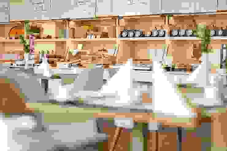 Dettaglio Zona colazione Luisa Olgiati Hotel moderni