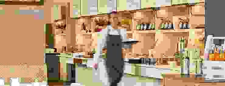 Zona Colazione Luisa Olgiati Hotel moderni