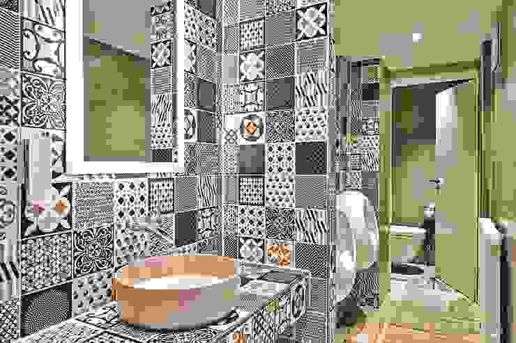 Bagno _ antibagno Luisa Olgiati Hotel moderni
